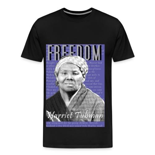 Harriet Tubman Classic - Men's Premium T-Shirt