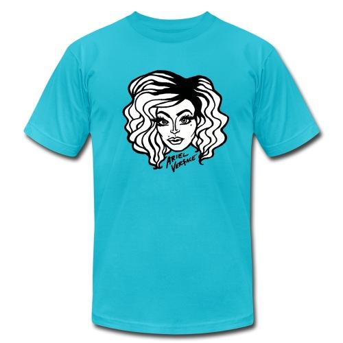 Men's Ariel CARTOON Tee - Men's Fine Jersey T-Shirt