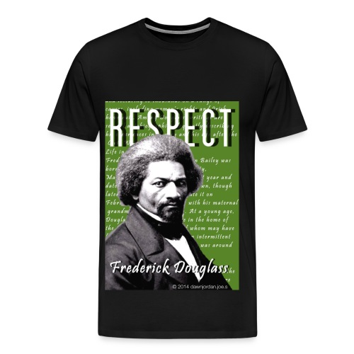 Frederick Douglass Classic - Men's Premium T-Shirt