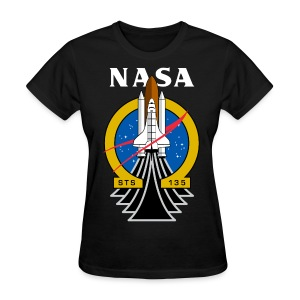 NASA The Final Voyage t shirt - Women's T-Shirt