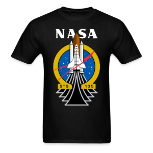 NASA The Final Voyage t shirt - Men's T-Shirt