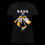 Women's T-Shirts ~ Women's T-Shirt ~ NASA STS-124 t shirt