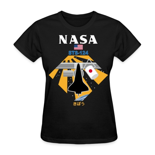 NASA STS-124 t shirt - Women's T-Shirt