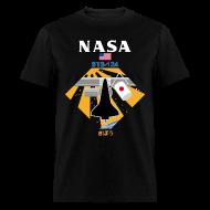 T-Shirts ~ Men's T-Shirt ~ NASA STS-124 t shirt