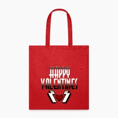Happy Valentine DSFRL Tote Bag
