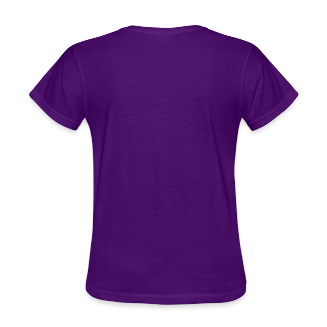 Women's Standard T- Energy Save (Front)