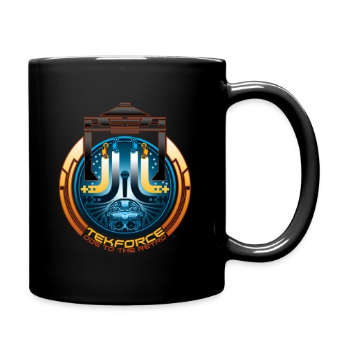 Ode to the Retro Coffee Mug - Full Color Mug