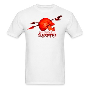 Men's Sweetheart's Slaughter Blood Soaker - Men's T-Shirt