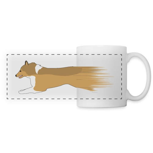 Zoomies - Mug - Panoramic Mug
