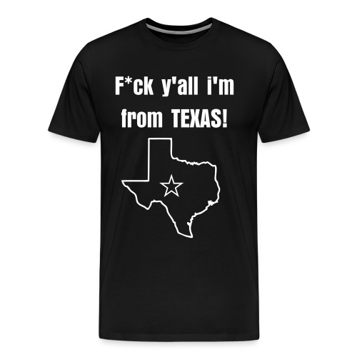 Texas Pride - Men's Premium T-Shirt
