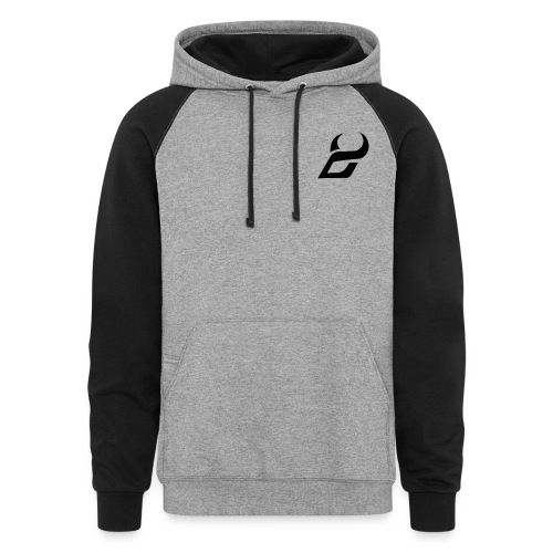 Demon Apparel Hoodie - Colorblock Hoodie