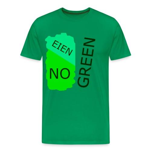 緑レンジャー T-Shirt - Men's Premium T-Shirt