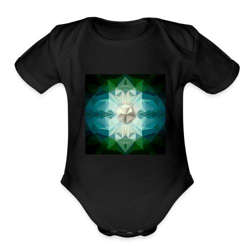 Zoe Baby One Piece - Organic Short Sleeve Baby Bodysuit