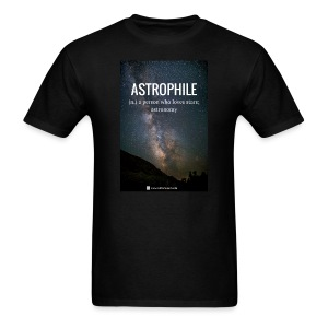Astrophile Tee - Men's T-Shirt