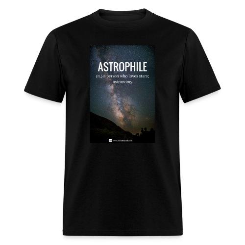 Astrophile Tee - Men's T-Shirt