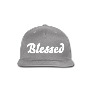 'Blessed' Snapback - Snap-back Baseball Cap