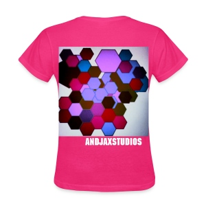 Abstract Elements Hive - Women's T-Shirt