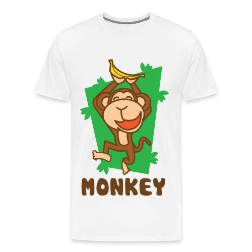 My Joyful Monkey - Men's Premium T-Shirt