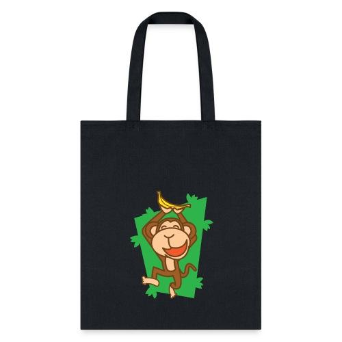 Monkey Tote - Tote Bag