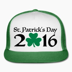 St. Patrick's day 2016 Caps