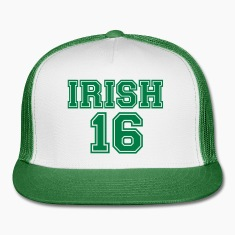 Irish 2016 Caps
