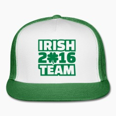 Irish team 2016 Caps