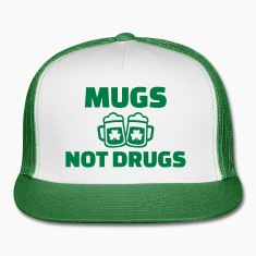 Mugs not drugs Caps