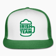 Irish drinking team Caps