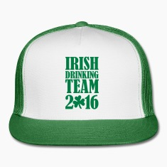 Irish drinking team 2016 Caps