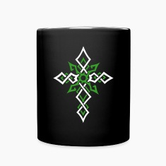 Double cross Mugs & Drinkware