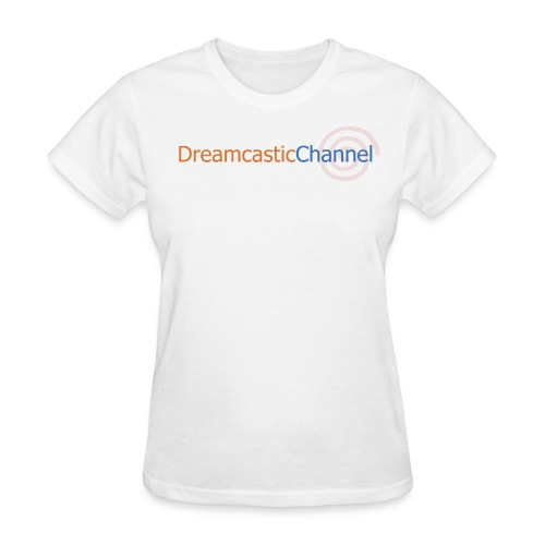 DreamcasticChannel T-Shirt (Women's) - Women's T-Shirt