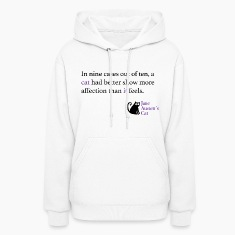 9outof10cats Hoodies