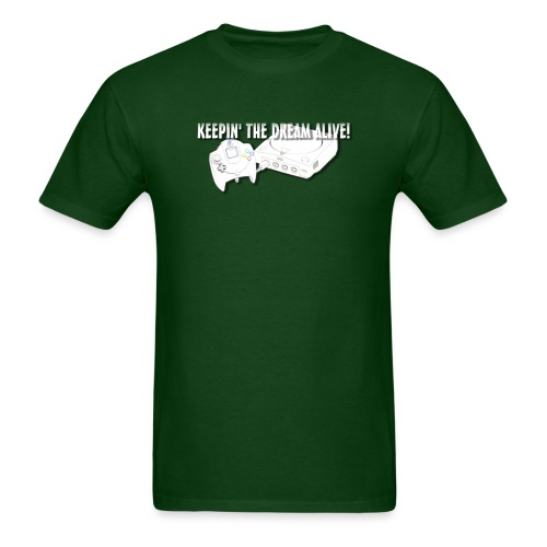 Keepin' the Dream Alive! T-Shirt (Men's) - Men's T-Shirt