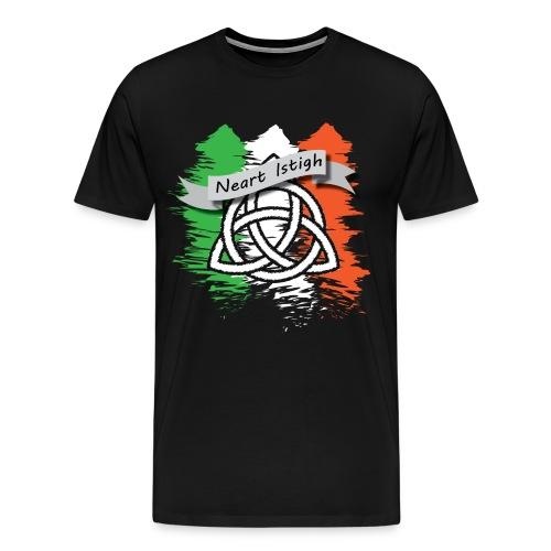 Neart Istigh Tee - Mens - Men's Premium T-Shirt