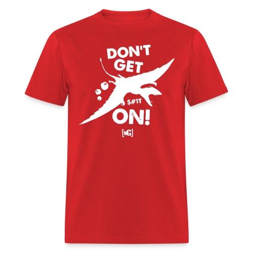 ARK DGSO - Red T-Shirt - Men's T-Shirt