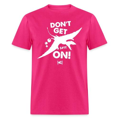 ARK DGSO - Pink T-Shirt - Men's T-Shirt
