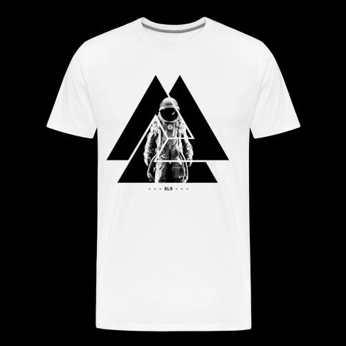 RL9 Spaceman - Men's Premium T-Shirt