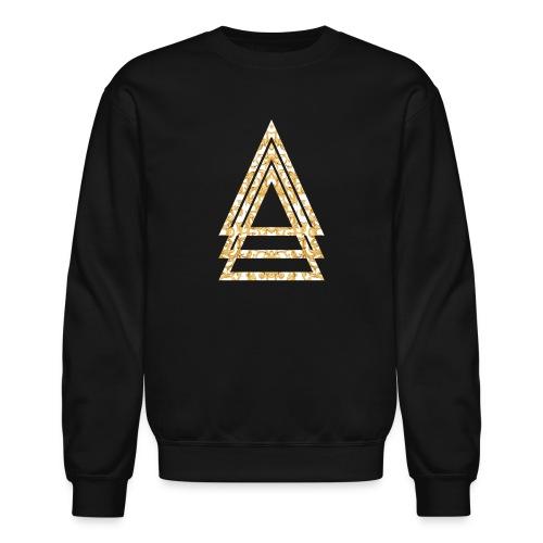 Versace Triad Logo Crewneck Sweater - Crewneck Sweatshirt