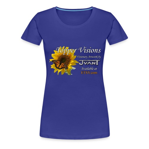 Topper Vision Women's T-Shirt - Women's Premium T-Shirt