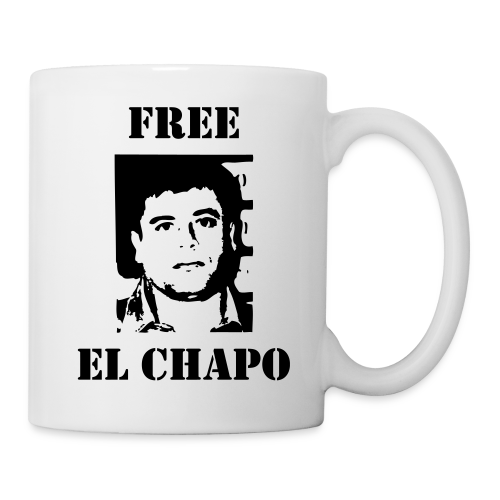Free El Chapo - Coffee/Tea Mug