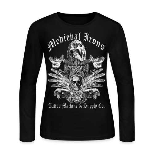 Sacred (wl) - Women's Long Sleeve Jersey T-Shirt