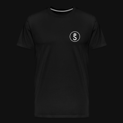Sdachdesign Black T-Shirt Classic - Men's Premium T-Shirt