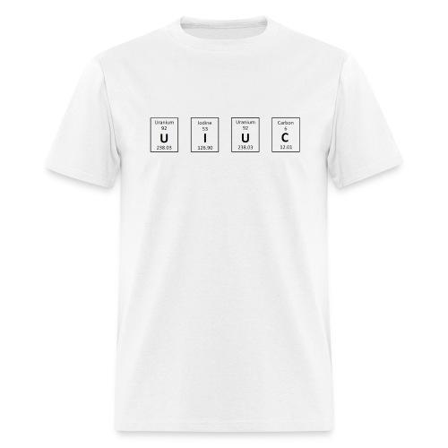 UIUC Elements Shirts - Men's T-Shirt