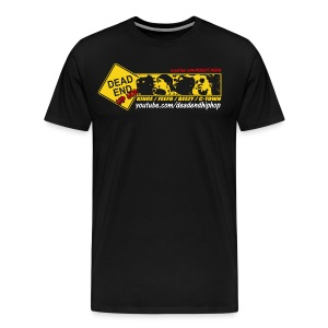 Men's DEHH Original Retro 2011 - Men's Premium T-Shirt
