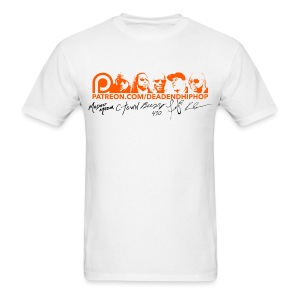 Men's Patreon Supporter Signature - Men's T-Shirt
