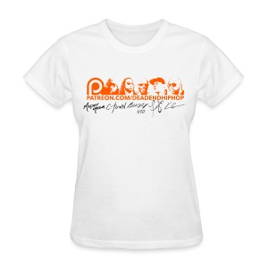 Women's Patreon Supporter Signature - Women's T-Shirt