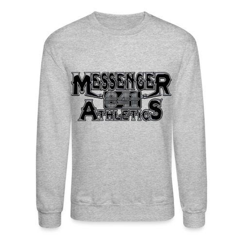Messenger 841 Athletics Hoodie - Crewneck Sweatshirt