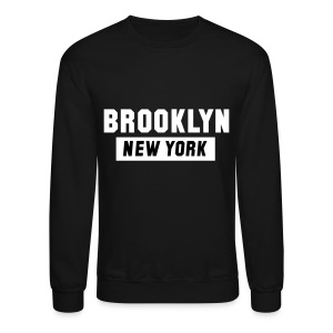 Kurt Boone Authentic New York Brooklyn Hoodie - Crewneck Sweatshirt