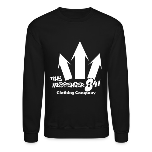 Messenger 841 Three Arrow Hoodie - Crewneck Sweatshirt