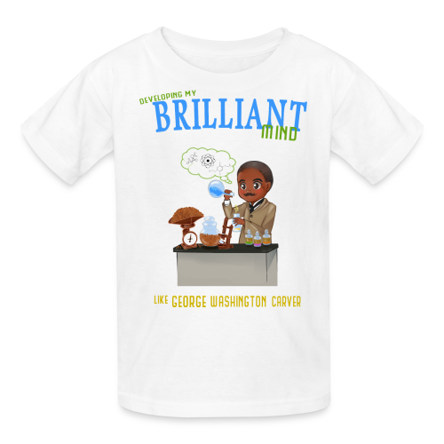 George Washington Carver - Kids' T-Shirt